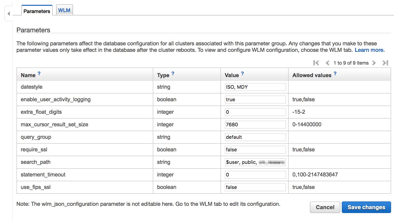 redshift-uppsercase-column-name_01