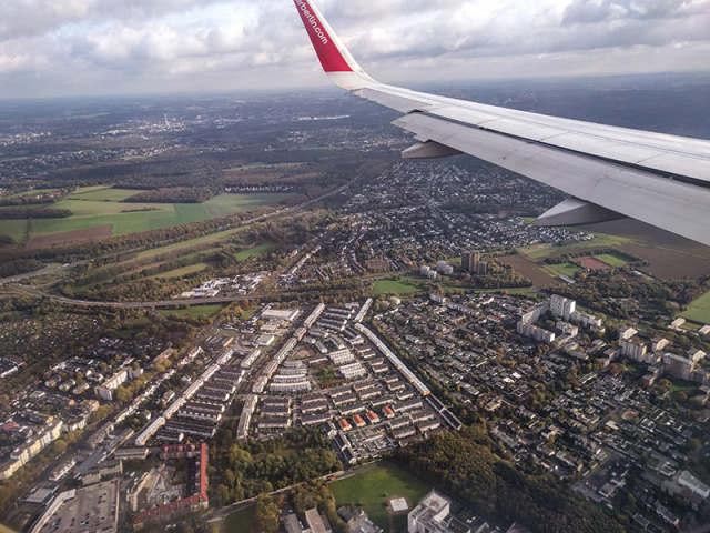 One of Air Berlin's final flights