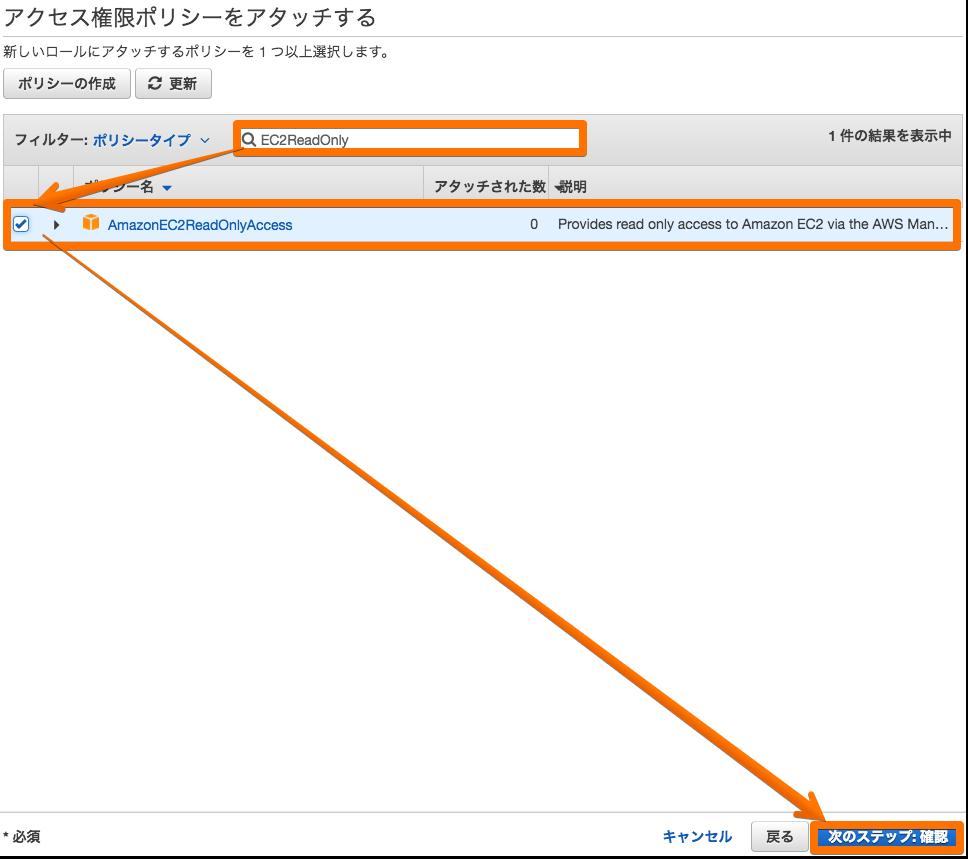 AWS Lambda(Python3)でEC2インスタンス一覧を取得する   DevelopersIO
