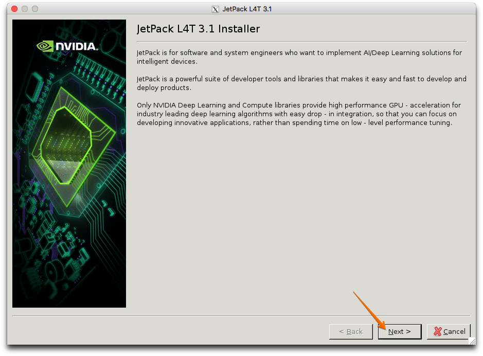 Nvidia Jetpack Tutorial