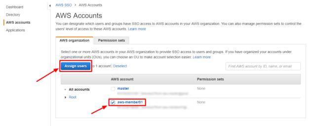 AWS SSO Directory が利用できるようになりました(Microsoft AD