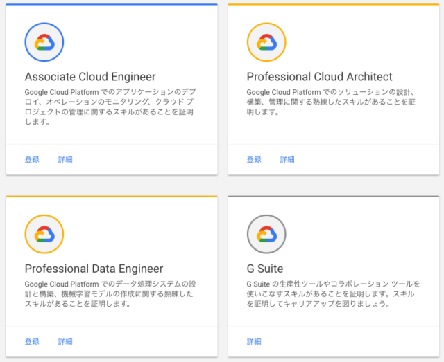 google cloud certified professional cloud architectを受けてみた