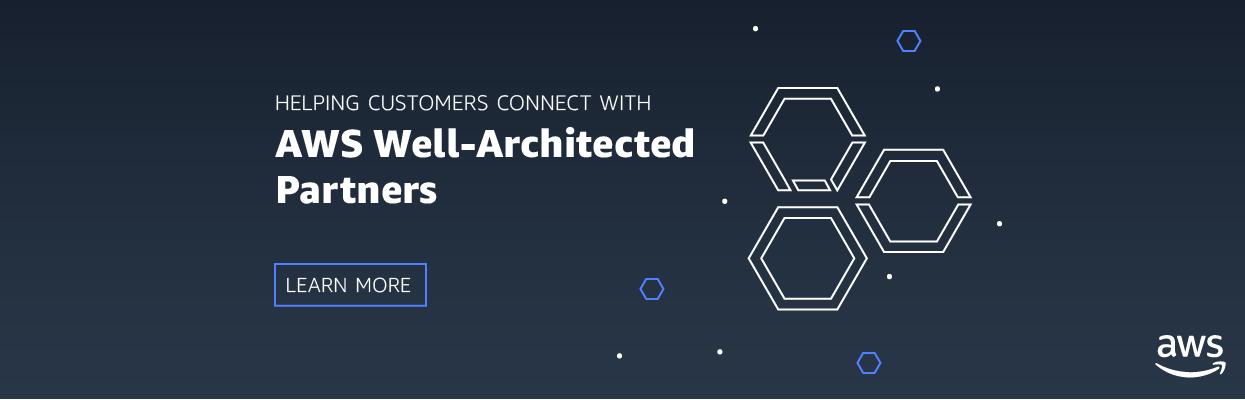 新しいwell architected partner programが発表されました reinvent
