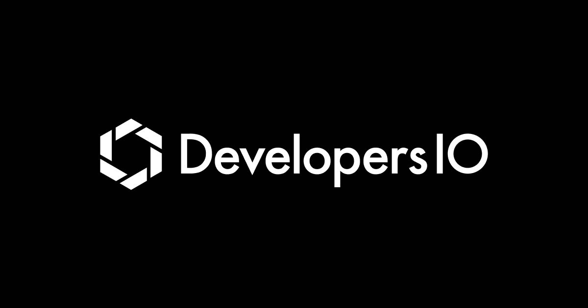 DevelopersIO-2015 D-3.027