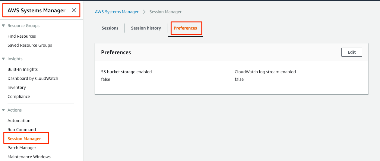 AWS Systems Manager Session Managerのシェル操作をログ出力