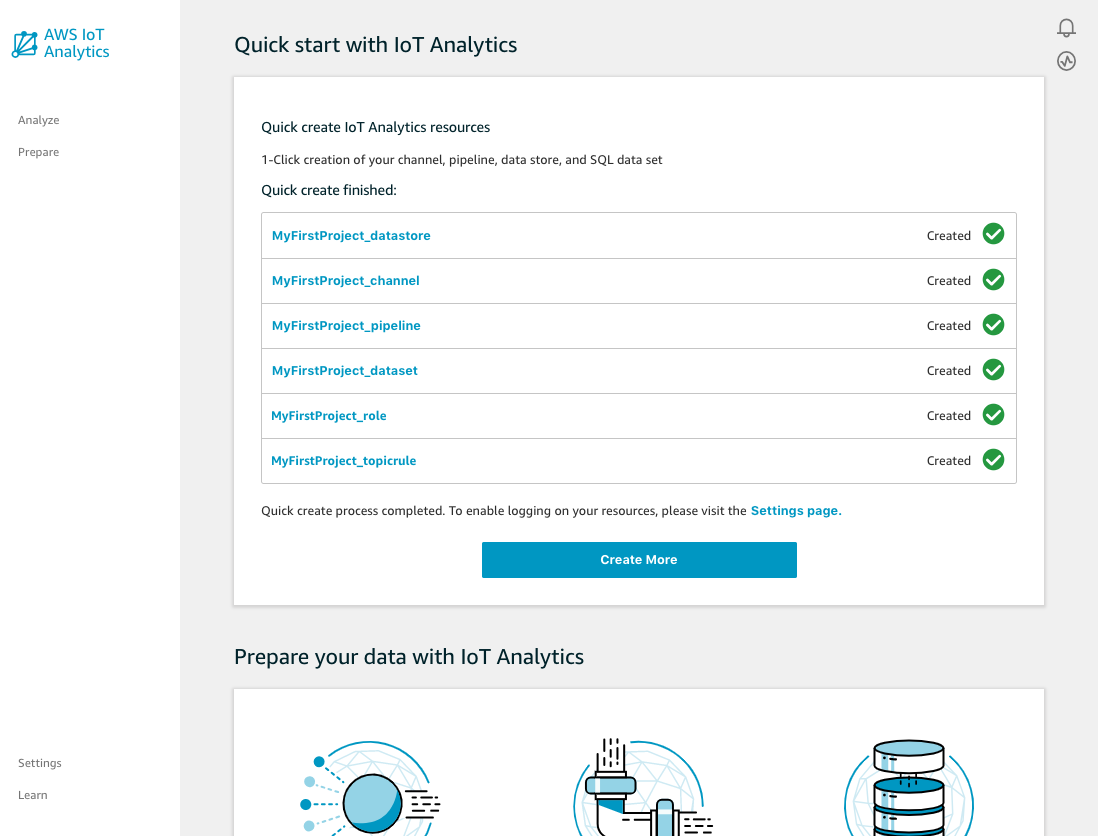 03-iot-analytics-quick-start-created