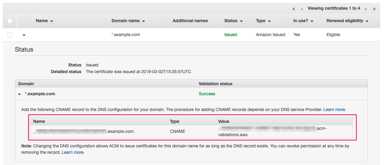 AmazonのVPSサービス(Lightsail)を使い、独自ドメイン・SSL対応