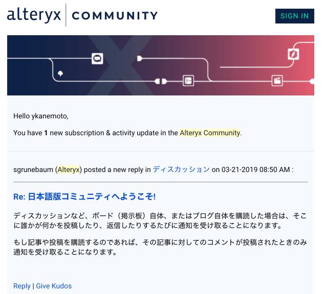 Alteryx Community