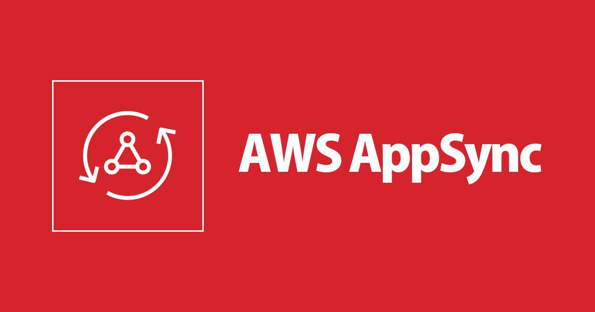 [AWS AppSync] エッジデバイスのデータを AWS IoT経由で取得してGraphQLを更新してみました。