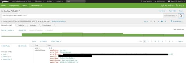 Splunk Cloud でログ集約してみたい   DevelopersIO