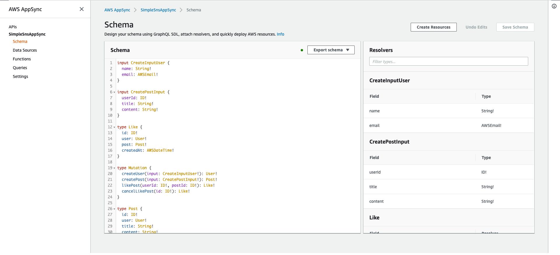 appsync-schema-page