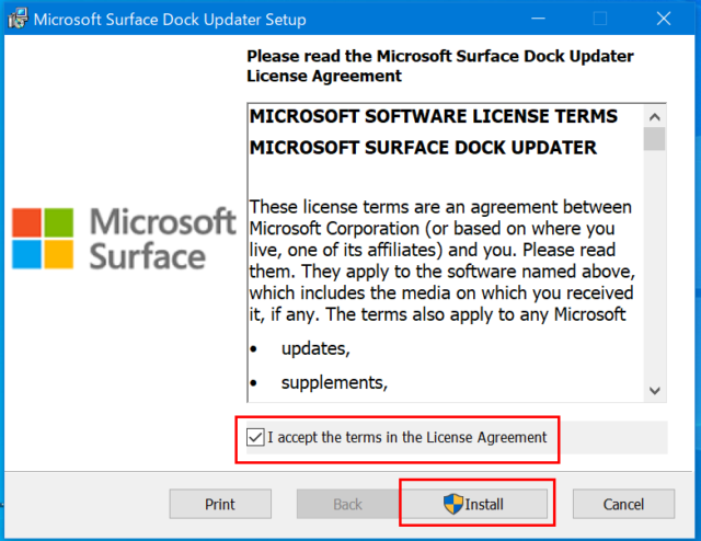 Surface Dock Updater Failed To Update Usb Hub Firmware
