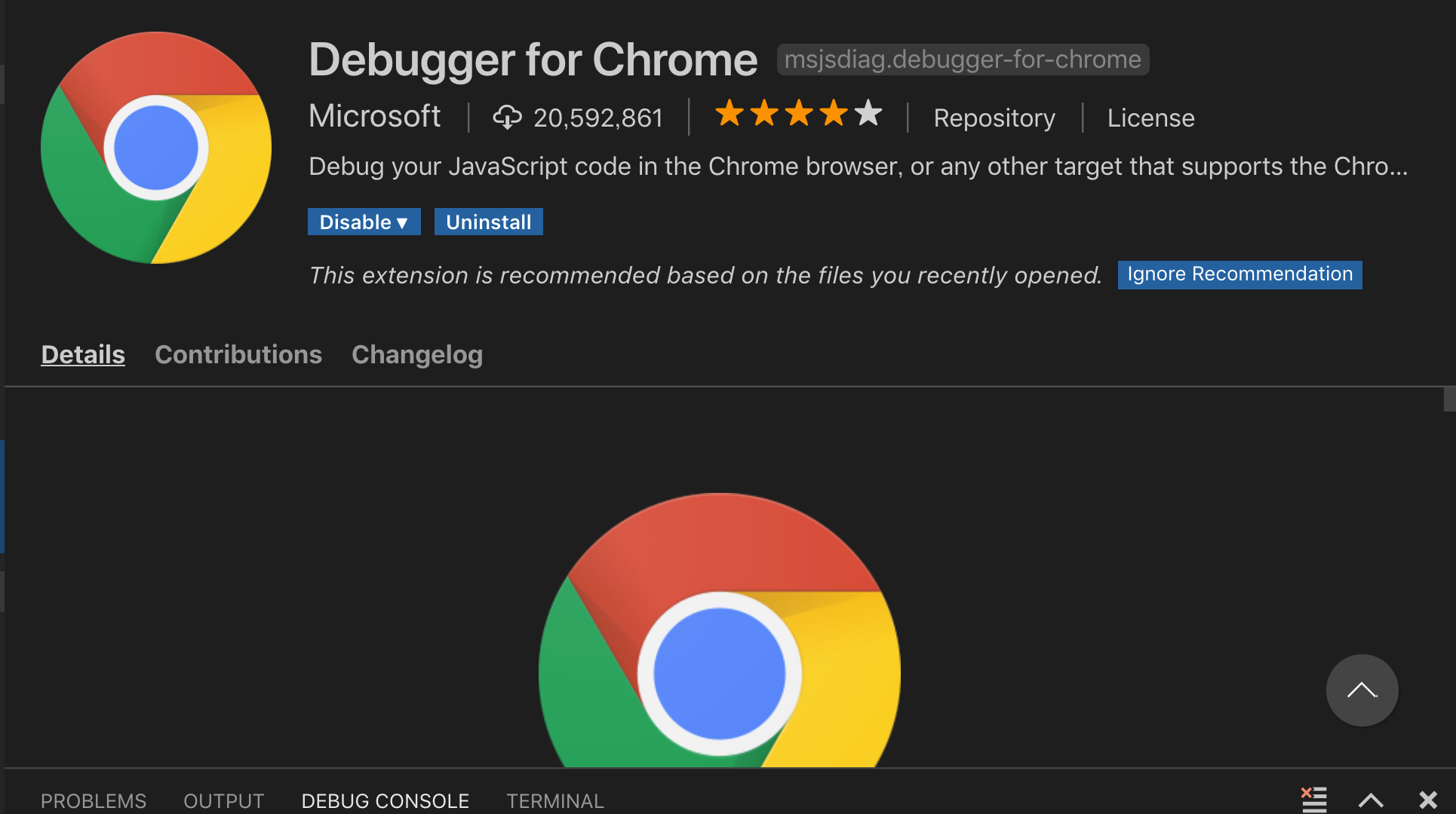 Javascript 無効 chrome