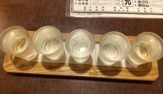 魚仙おすすめ日本酒