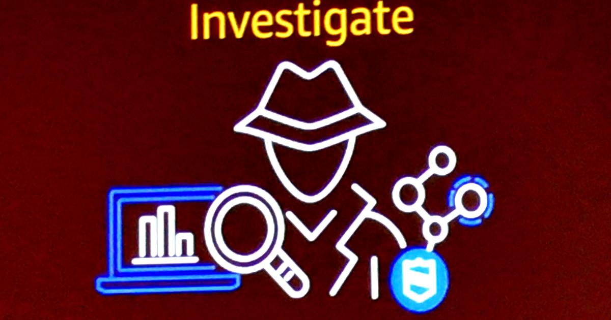 AWS環境の異常調査が捗る! Amazon Detectiveの概要 [レポート] #SEC312 #reinvent