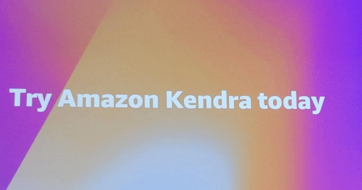 [レポート]機械学習で精度が改善し続ける&あらゆるソースからデータを入れられる検索新サービスAmazon Kendraの紹介 (AIM208-R1 #reinvent )