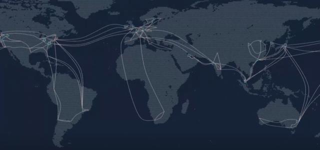 AWSグローバルネットワーク