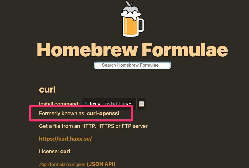 Homebrew_Formulae