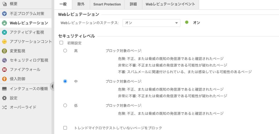 Webレピュテーション
