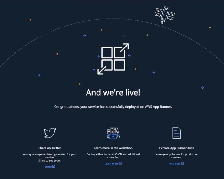 apprunner-demo-page